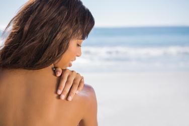 After Sun Skin Care